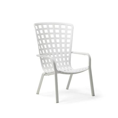 Stuhl Folio | Weiß