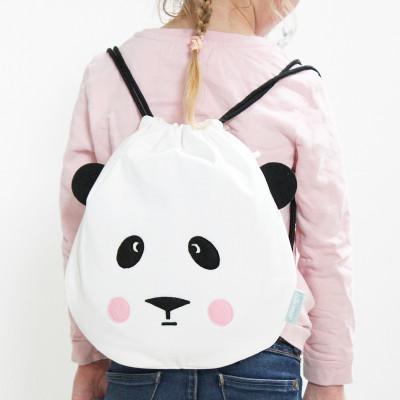 Drawstring Bag | Panda