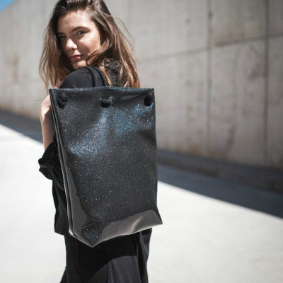 Backpack Cosmo | Black