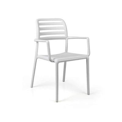 Stuhl Costa | Weiß