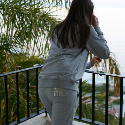 Women's Tracksuit   Open Your Eyes