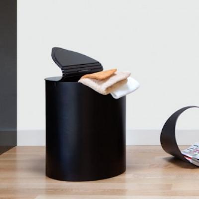 Wäschekorb Pinketta | Mokka