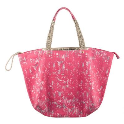 PlayaPlaya Beach Bag | Palma Pink