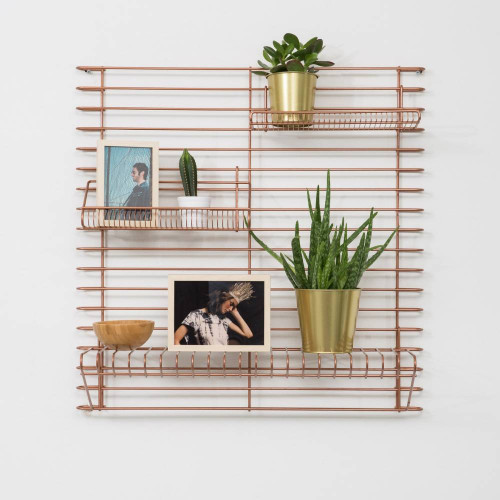 Wall Rack | Copper