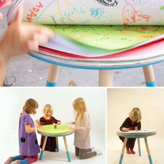 Komm & Zieht Tisch