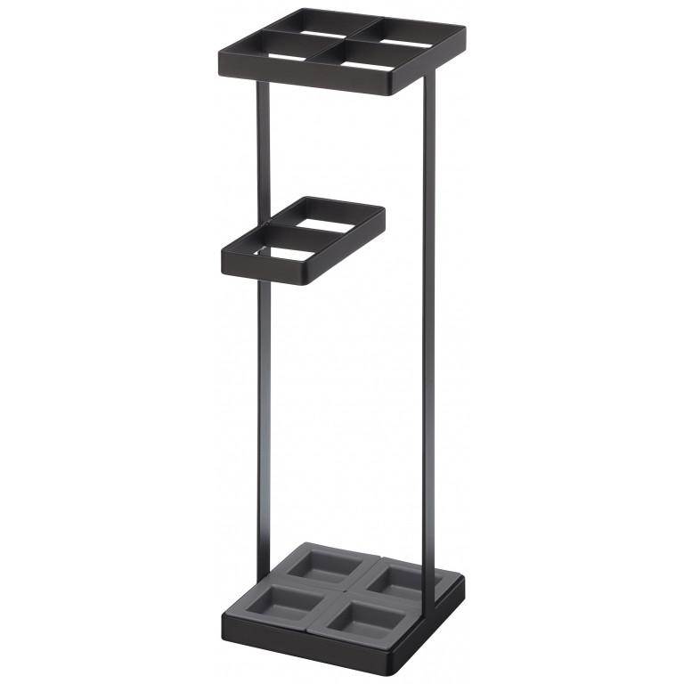 Umbrella Stand Tower   Black