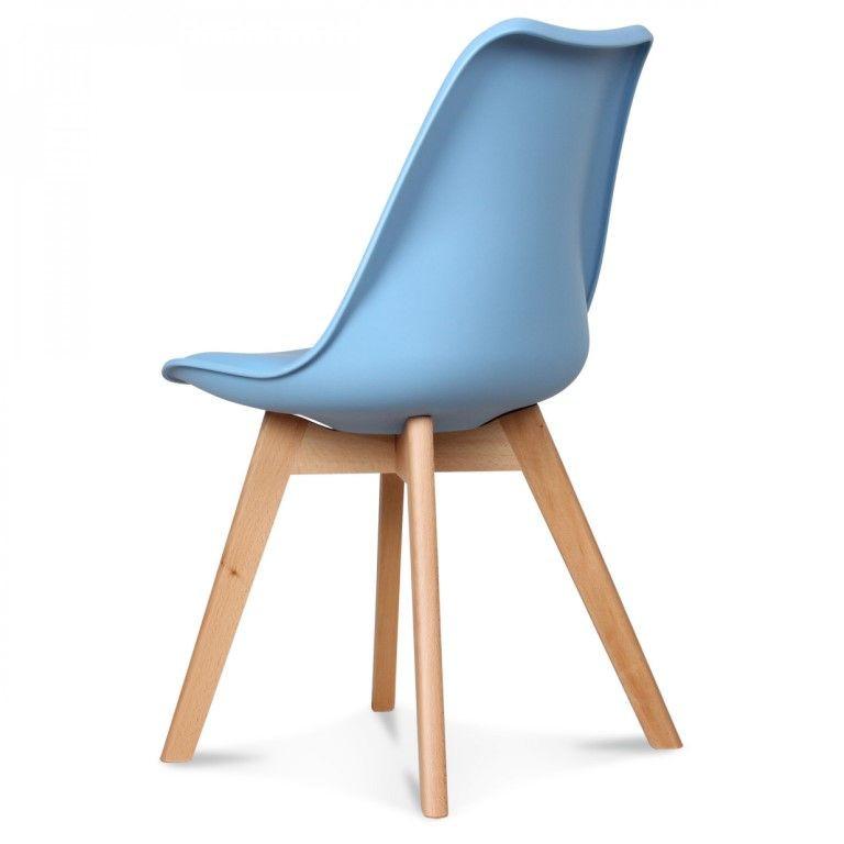 Scandi Chair | Atriatic Blue