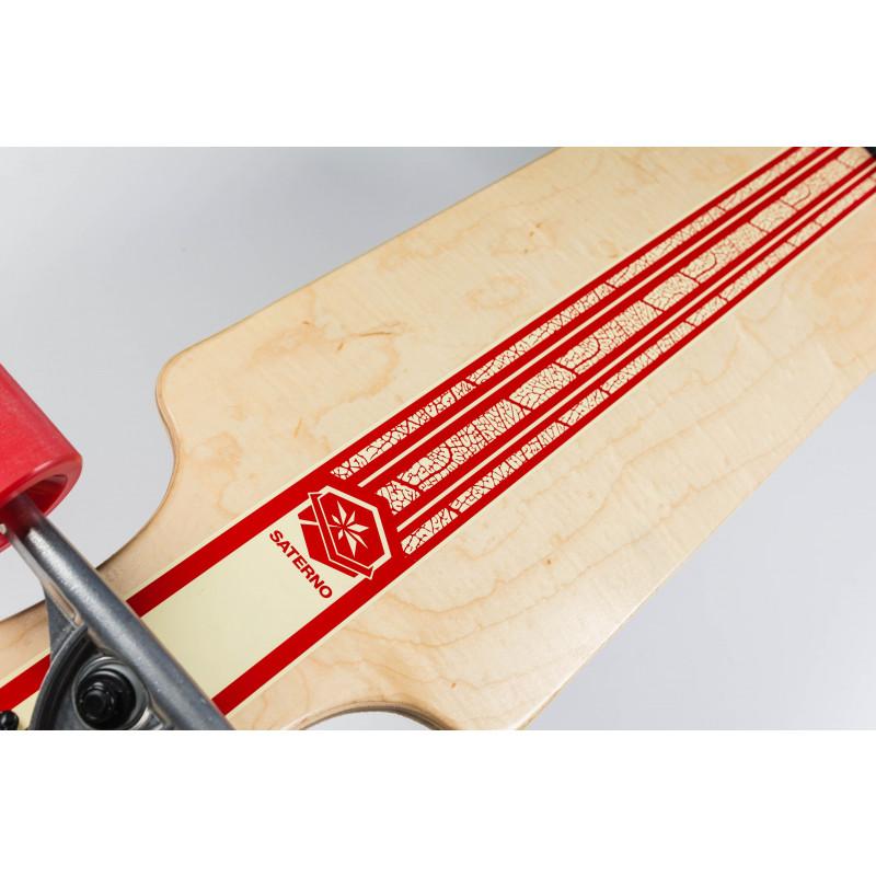 Longboard   Red Leaf