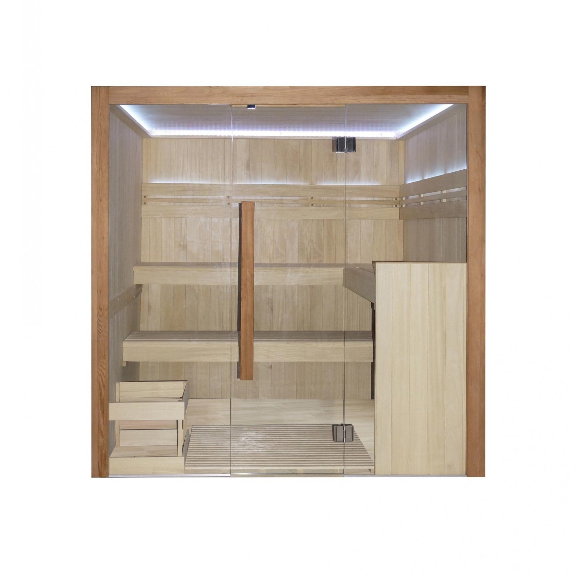 Royal de Luxe Sauna