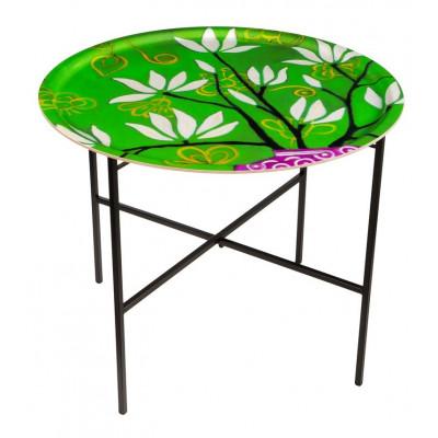 Sidetabel In Bloom Grün