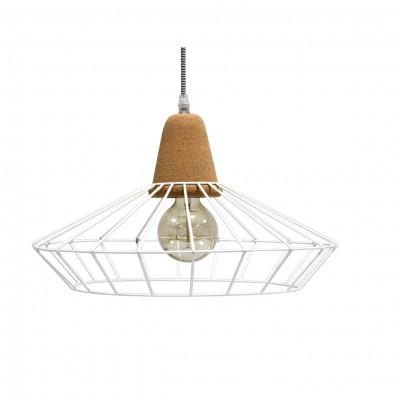 Ingvar Pendant Lamp | White Mat