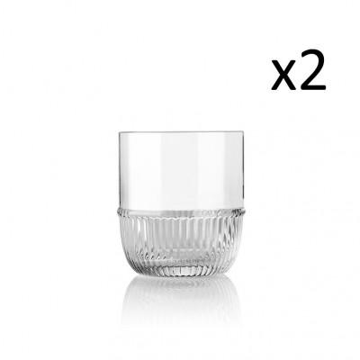Glass Large Bar | Set of 2