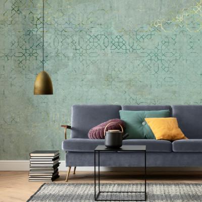 Wandbild Oriental Finery | 200 x 280 cm