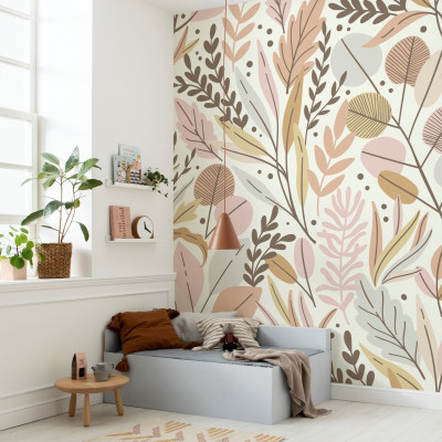 Wandbild Twigs | 200 x 280 cm