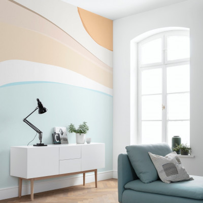 Wandbild Vague | 200 x 280 cm