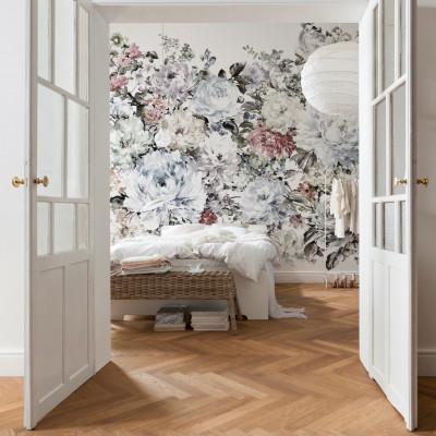Wandbild Posy | 400 x 280 cm