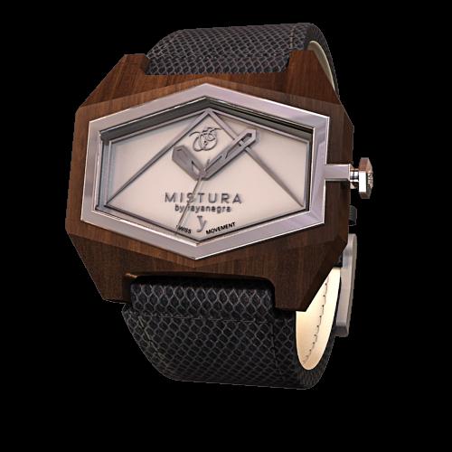 Unendliche Uhr | Essenza Silber