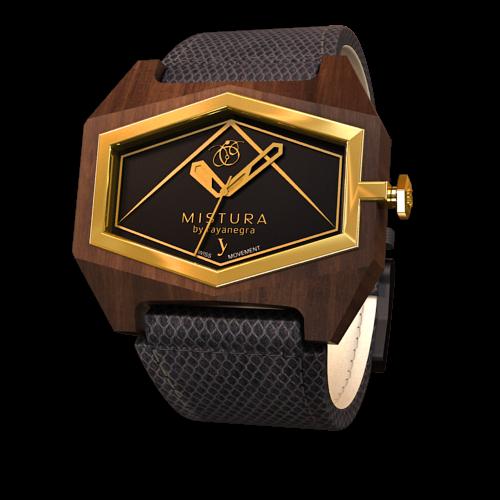 Unendliche Uhr | Essenza Gold