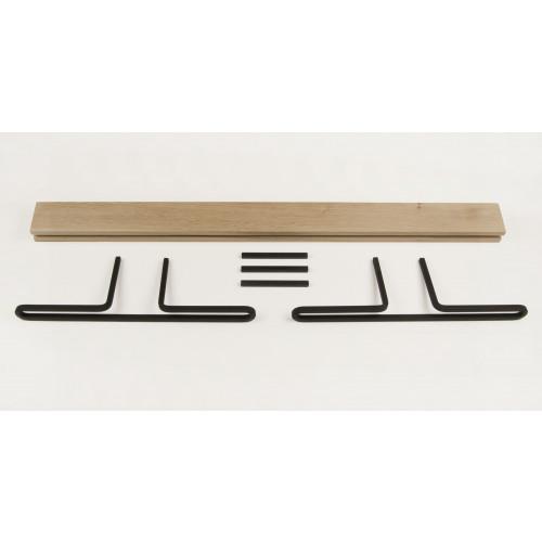 Robok Coat Rack & Shelf Space | Extra Large