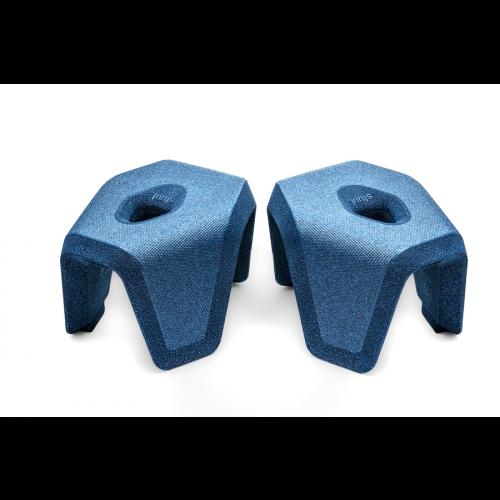 Tabouret de Toilette stuul | Bleu