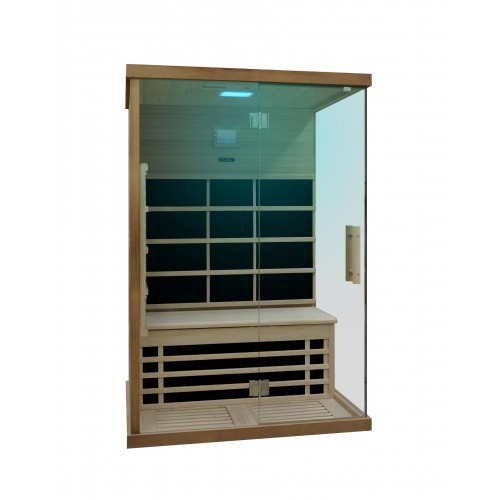 Carbon Infrared Cabin   2 Persons