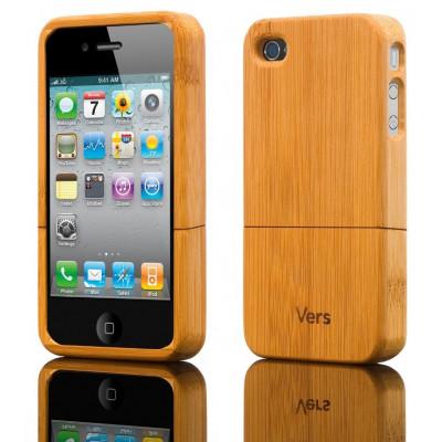 Slimcase I-Phone 4/4S Bambus