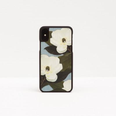 Smartphone Case   White Spring