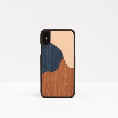 Smartphone Inlay | Blue