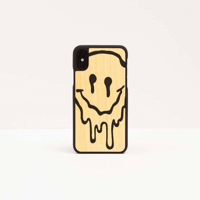 Smartphone Case Melted Smiley