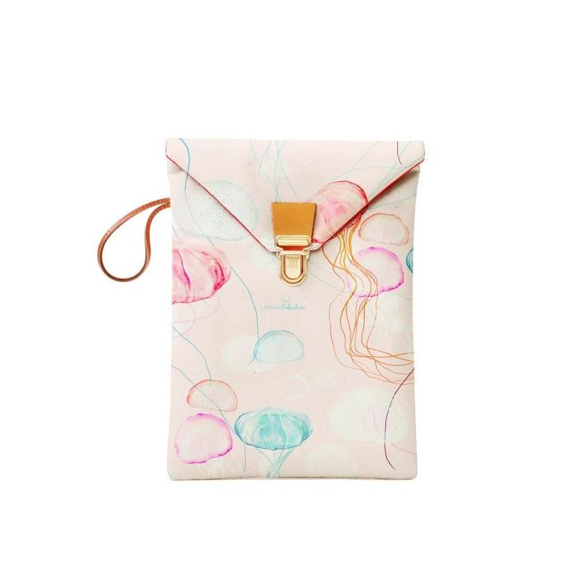Aquatique 01   iPad Pouch