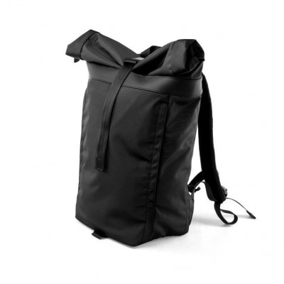 Backpack | Invisible Rolltop Black