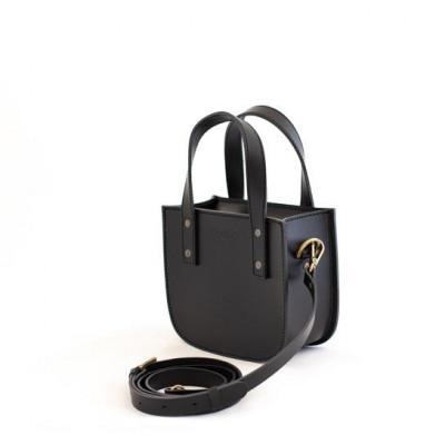 Handtasche Small ISABEL   Schwarz