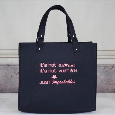 It's not Chanel | Black