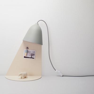 Light Shelf   Moss Grey