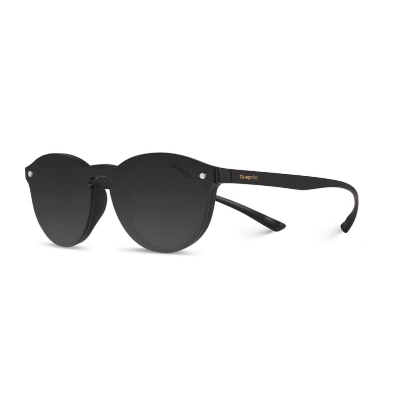 Sonnenbrille Ivy   Rauchschwarz