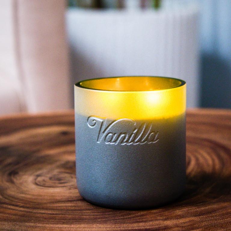 Duftkerze   220 mg   Vanille