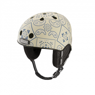 Snow Helmet   Whitedana