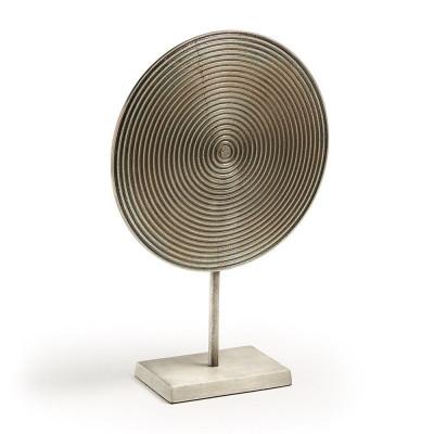 Metal Disk | Golden Stand