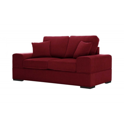 2-Sitzer-Sofa Dasha | Rot