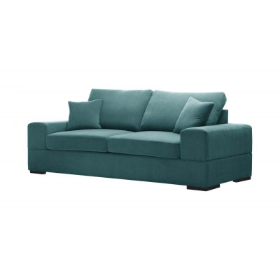 3-Sitzer-Sofa Dasha | Türkenblau