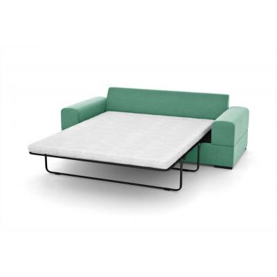 3-Sitzer-Schlafsofa Dasha | Minze