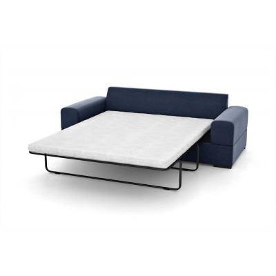 3-Sitzer-Schlafsofa Dasha | Marineblau