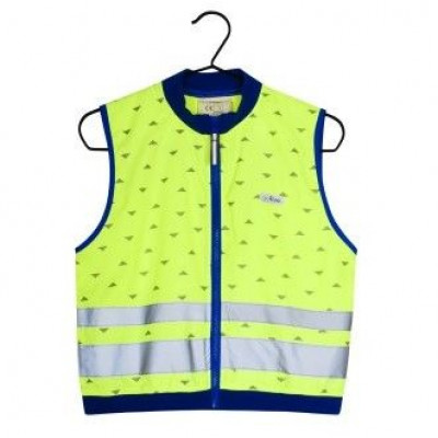 Fluo Vest Boys & Men Jackson | Yellow