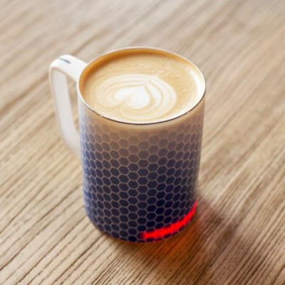 GlowStone Smart Mug | Honeycomb