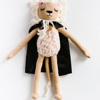 Puppe | James der Löwe