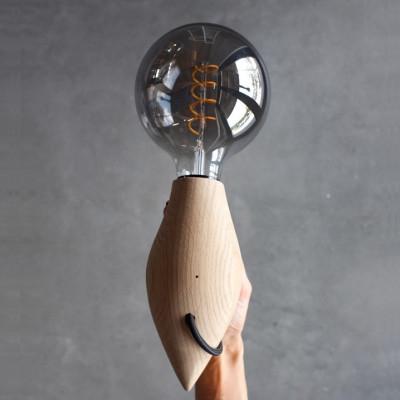 Lampe Swarm | Natürliche Eiche