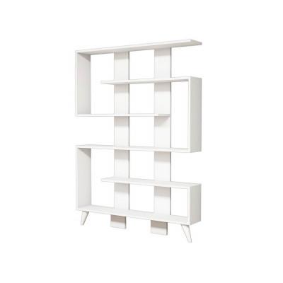 Bücherregal Jane | Weiß