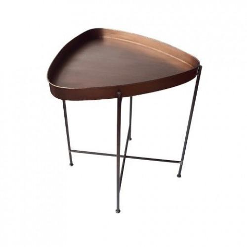 Side Table Jane   Antique Copper