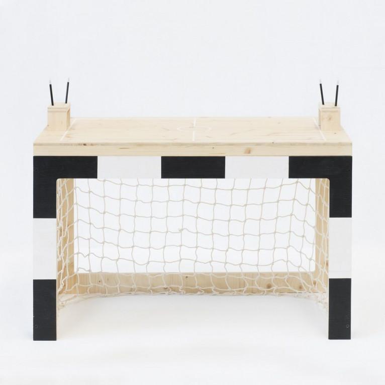 Tisch JAN   Schwarz-Weiß