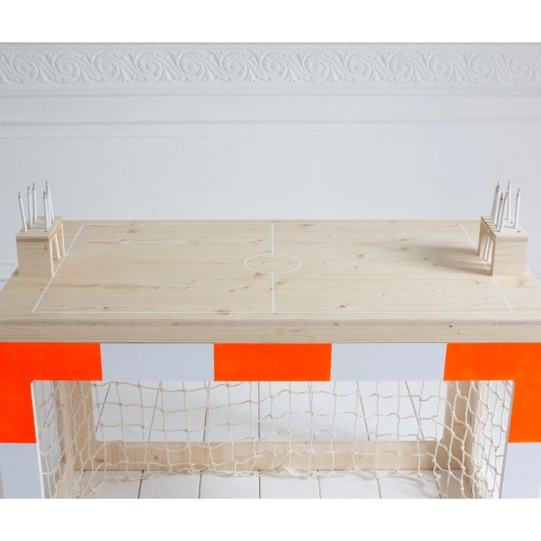JAN Tisch | Neonorange